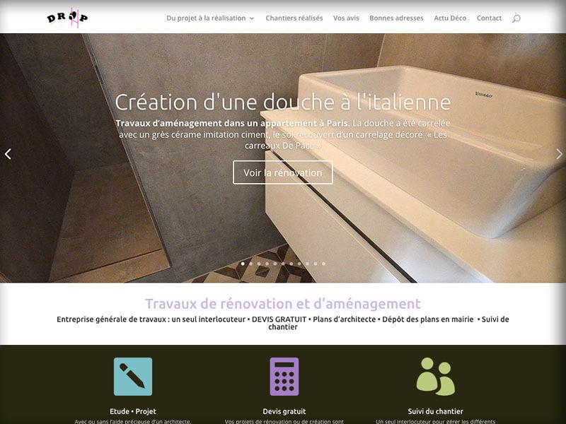 Création de site web référencé