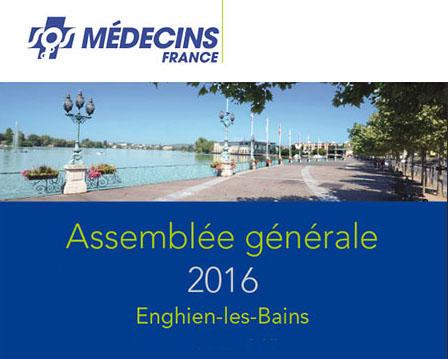 Assemblée générale SOS médecins France