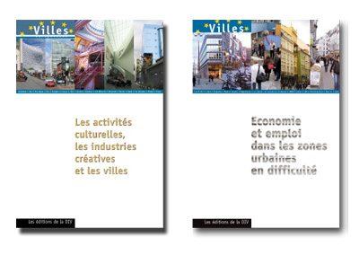 Collection Urbact – Direction interministérielle à la Ville