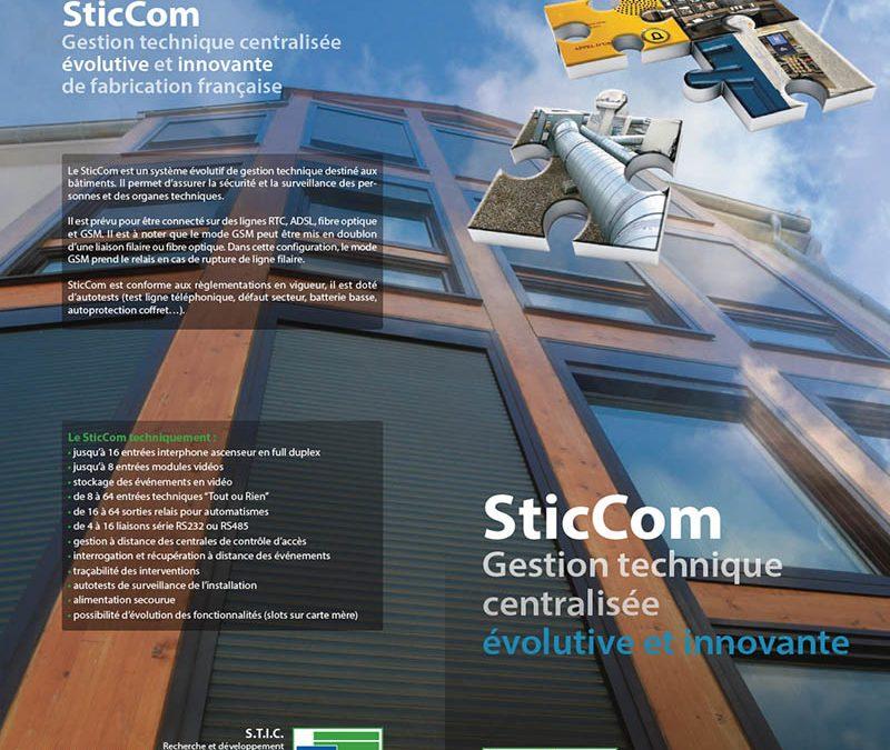 Développement du SticCom